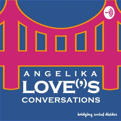 Logo for Angelika Love's Conversations series